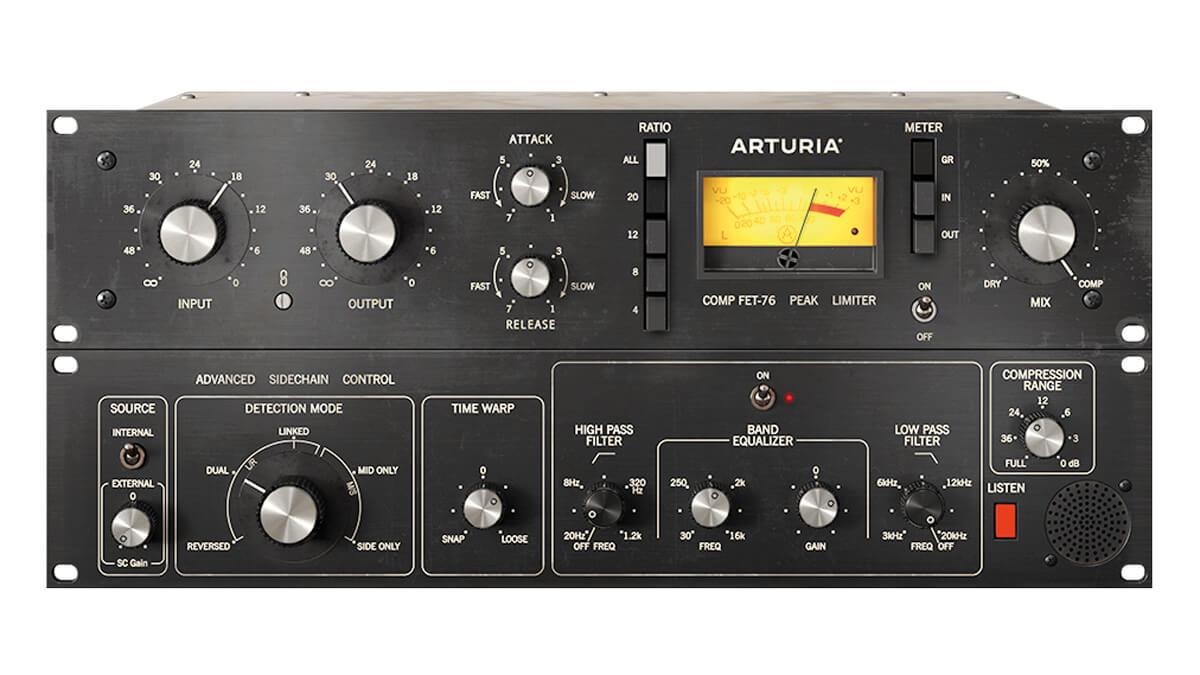 Arturia 3 Compressors keygen
