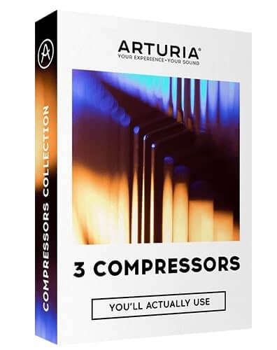 Arturia 3 Compressors serial key