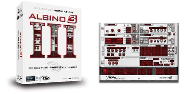 Albino 3 serial key