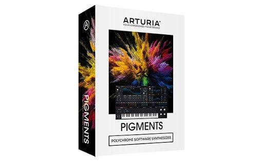 Arturia Pigments free crack
