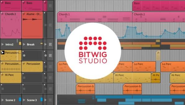 Bitwig Studio MacOSX free crack
