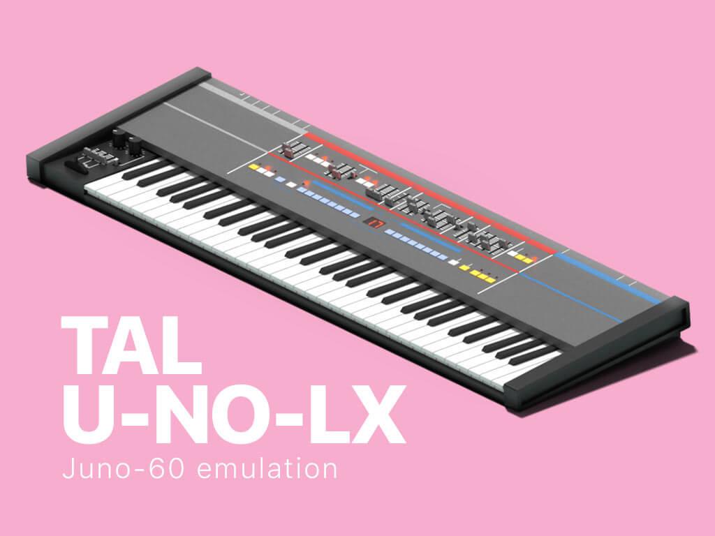 TAL-U-NO-LX VST serial key