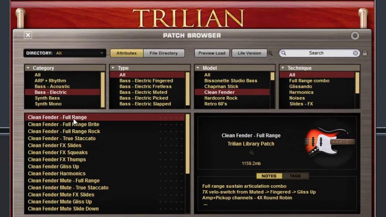 Trilian 1.5 free layers VST 2021 keygen