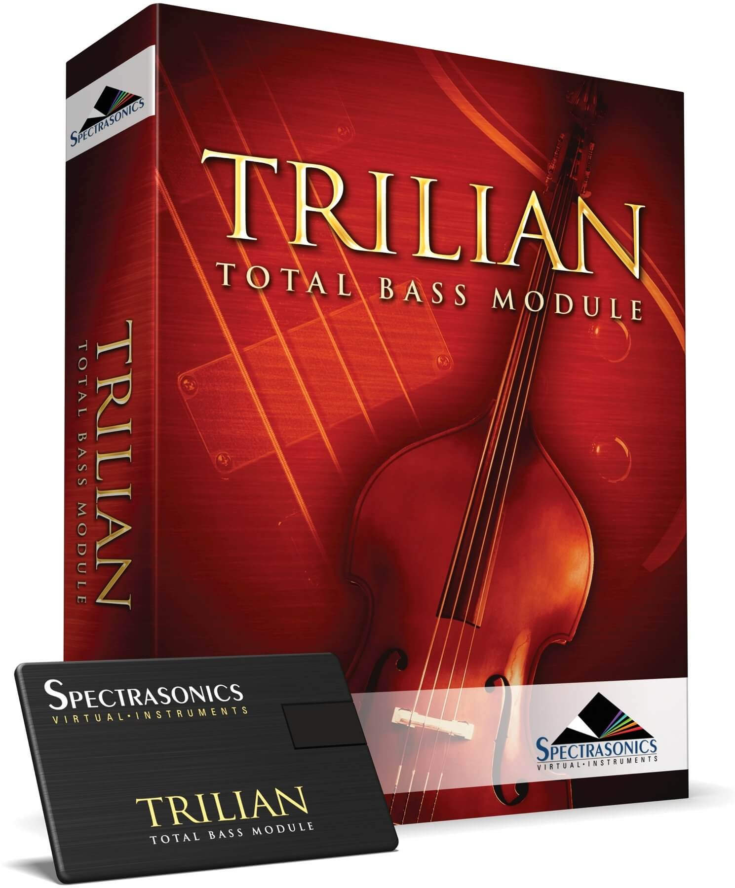 Trilian 1.5 free vst crack 2021