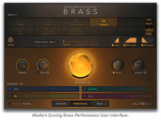 Audiobro – Modern Scoring Brass (KONTAKT) crack