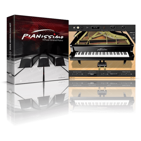 Acoustica – Pianissimo free serial key