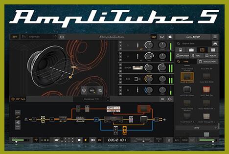 AmpliTube latest version 2021