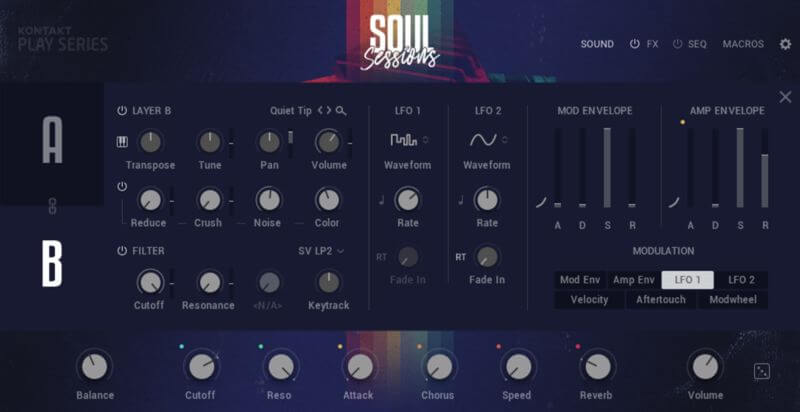 Native Instruments – Soul Sessions serial key