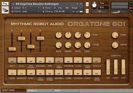Rhythmic Robot Platter (KONTAKT) license key
