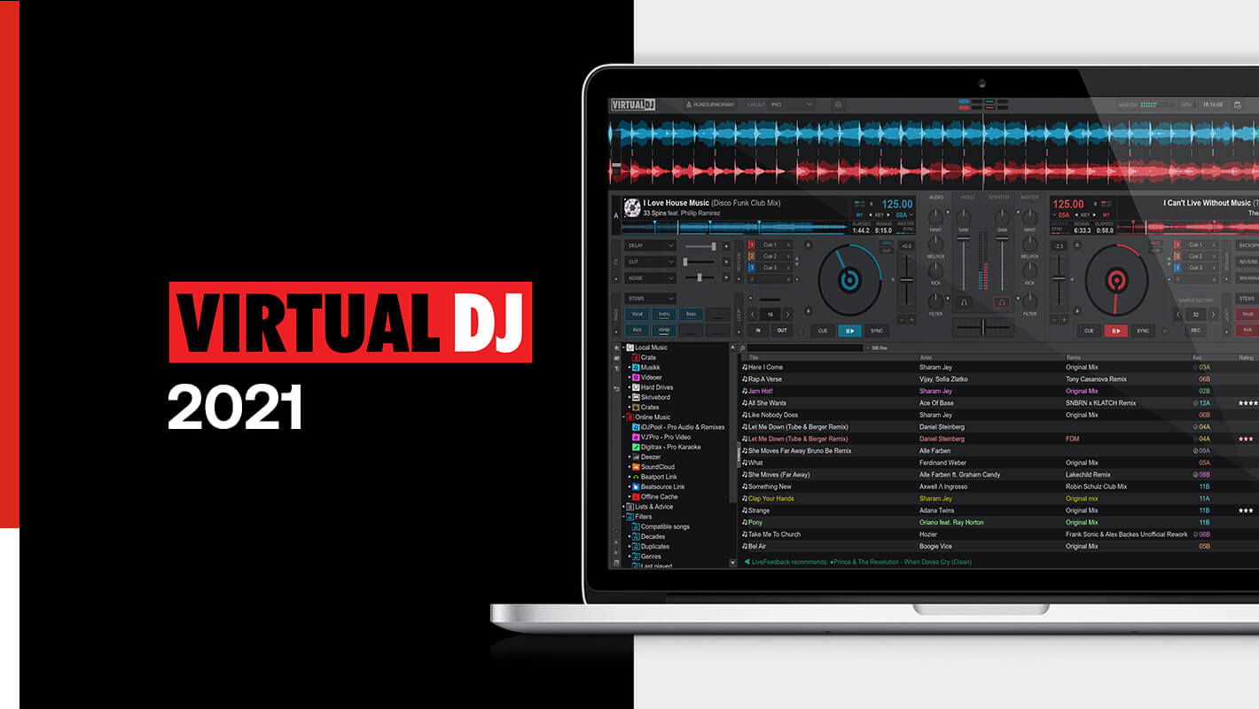 virtual dj latest version crack