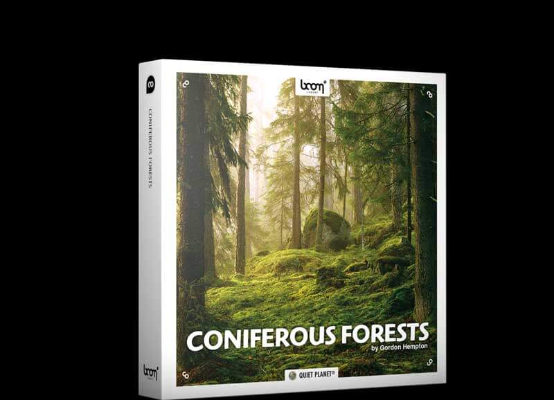 Boom Library – Coniferous Forests free crack