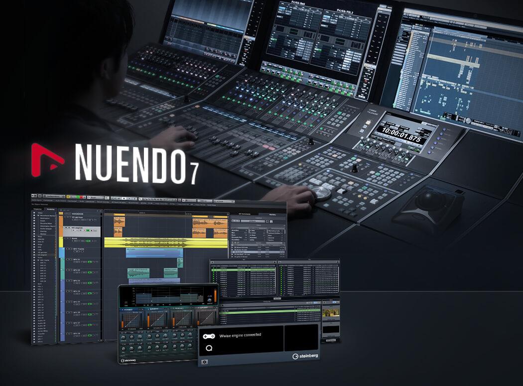 Steinberg – Nuendo latest crack