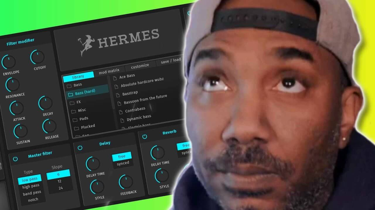 BusyWorksBeats – Hermes full torrent