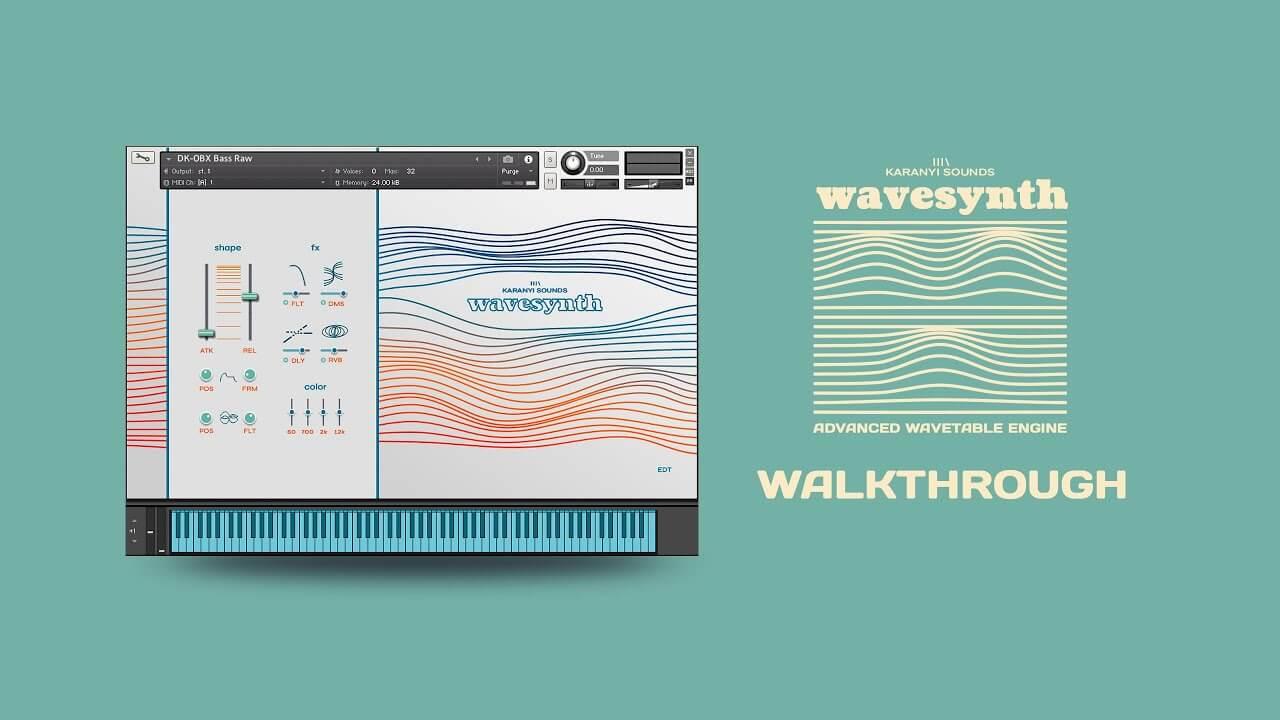 Karanyi Sounds – Wavesynth full torrent
