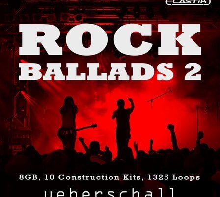 Ueberschall – Rock Ballads 2 serial keygen