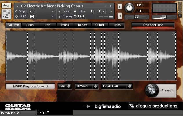 Audio Guitar Sessions Indie free crack