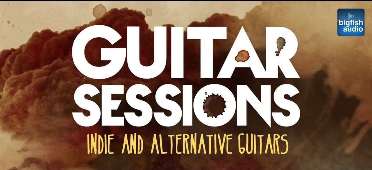 Audio Guitar Sessions Indie latest crack
